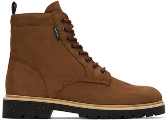 Paul Smith Tan Suede Fowler Boots