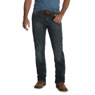 Wrangler Men's 20X Slim Fit Straight Leg Jean