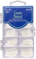 Terrific Tips Cosmo Natural Nail Tips Assorted