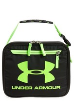 Thermos Boy's Under Armour Lunch Cooler - Black