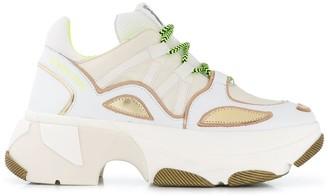 Patrizia Pepe Chunky Sole Sneakers