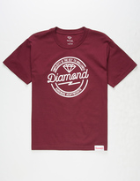 Diamond Supply Co. Life Seal Boys T-Shirt