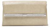 Diane von Furstenberg 440 Envelope Stardust Pave Crystal Clutch