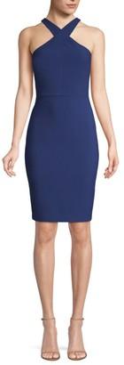 LIKELY Carolyn Halterneck Dress