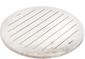 BIDKhome Marble Round Cutting Board