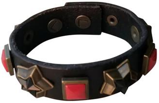 Liebeskind Berlin Black Leather Bracelets