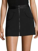 Alexander Wang High Waist Mini Skirt