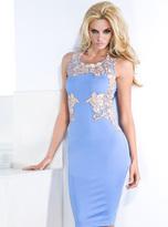 Baccio Couture - Elsie Bandage Short Dress