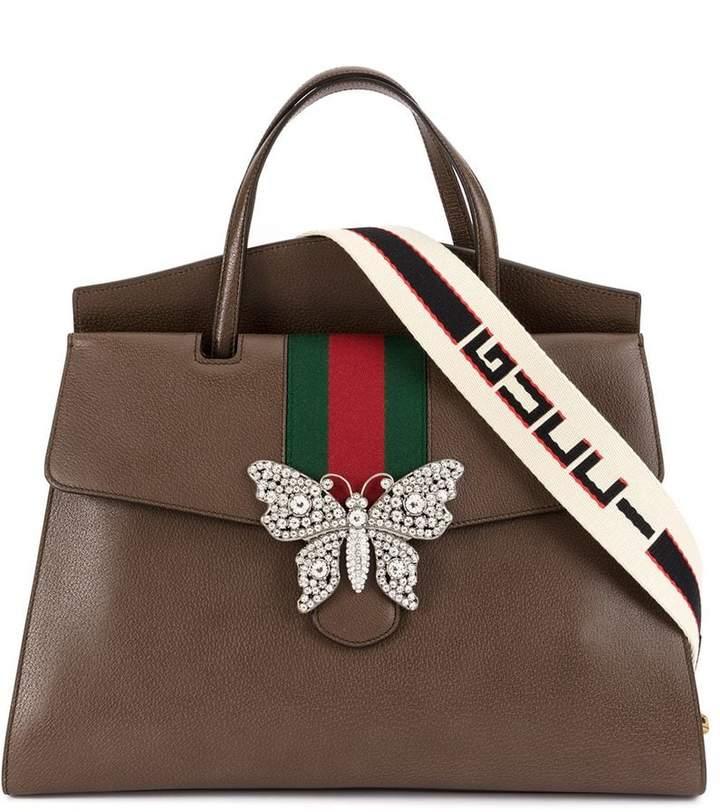 Gucci GucciTotem large top handle bag