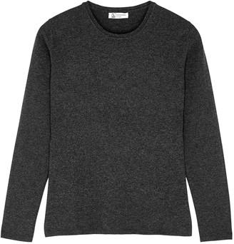 Johnstons of Elgin Charcoal cashmere jumper