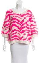 By Malene Birger Angora-Blend Oversize Sweater