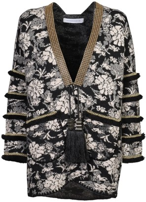 The Extreme Collection Knit Kimono Cardigan Benvenuta
