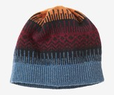Toast Fair Isle Lambswool Beanie