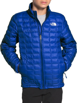 The North Face Boy's Thermoball Eco Quilted Zip-Up Jacket, Size XXS-XL