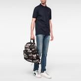 Paul Smith Men's 'Boom Box' Print Backpack