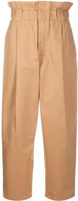 Fendi Paper Bag Trousers