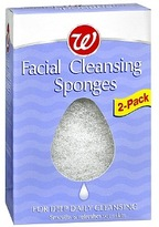 Walgreens Facial Cleansing Sponges