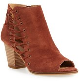 Lucky Brand Women's 'Hartlee' Open Toe Bootie