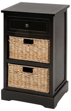August Grove Arsenovic 3 Drawer Accent Chest
