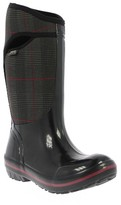 Bogs Women's 'Plimsoll - Prince Of Wales' Tall Waterproof Snow Boot