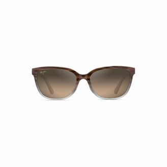 Maui Jim Sunglasses | Honi HS758-22B Sunset Cat Eye Frame