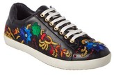 Rebels Lola Leather Sneaker.