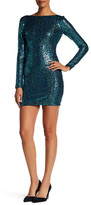 Dress the Population Lola Sequined Minidress