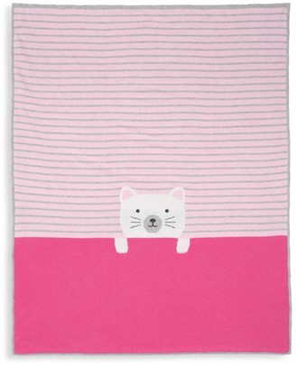Elegant Baby Kitty Cotton Blanket