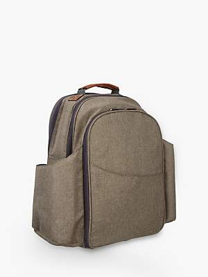 Croft Collection 2 Person Backpack Picnic Hamper and Cooler Bag
