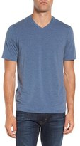 Travis Mathew Men's 'Uncle Bob 2.0' Solid Stretch V-Neck T-Shirt