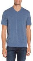 Travis Mathew Men's 'Uncle Bob 2.0' Solid Stretch V-Neck T-Shirt