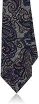 Etro Men's Paisley Necktie-BLUE