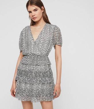 AllSaints Ilia Lep Dress