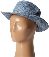 BCBGMAXAZRIA Frayed Cowboy Hat