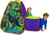 Teenage Mutant Ninja Turtles Hide About Play Tent with Tunnel