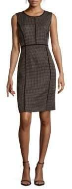 Lafayette 148 New York Mariana Striped Sheath Dress