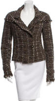 Chanel Tweed Double-Breasted Jacket