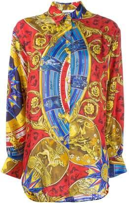 Moschino printed shirt