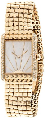 Cartier Pre-owned Tank Sunrise watch