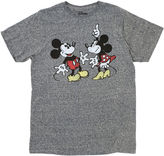 Novelty T-Shirts Short Sleeve Mickey Mouse Graphic T-Shirt