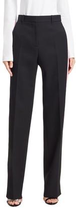 Calvin Klein Side Stripe Silk Tuxedo Pants
