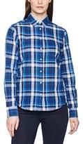 Gant Women's Dobby Check Shirt