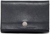 Shinola Small Accordion Leather Wallet