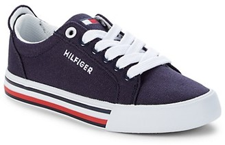 Tommy Hilfiger Little Boy's Heritage Canvas Sneakers