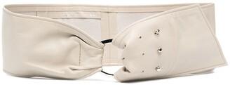 IRO Leather Band Belt