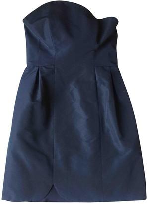 Miu Miu Navy Cotton Dresses