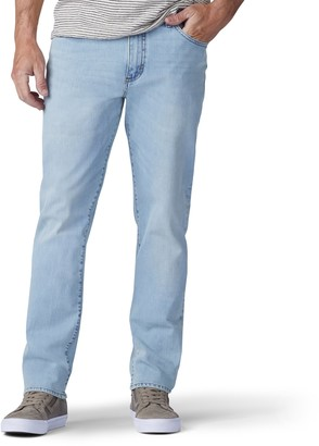 Lee Men's Modern Series Regular Fit Tapered Leg Jean