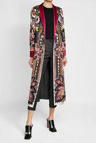 Etro Reversible Coat with Silk