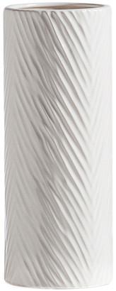 Torre & Tagus Palm 12In Ceramic Vase Short