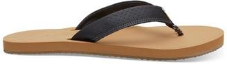 Toms Black Gabi Women's Flip-Flops